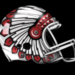 Jaw-dropping!  Actually a replacement helmet concept for the Utah Utes football program, but would work beautifully for the Chiefs.