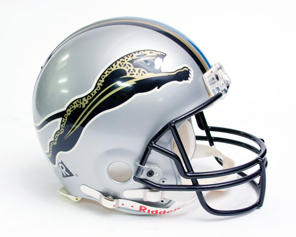 jaguars helmet an early concept helmet for the expansion jaguars from. Cars Review. Best American Auto & Cars Review