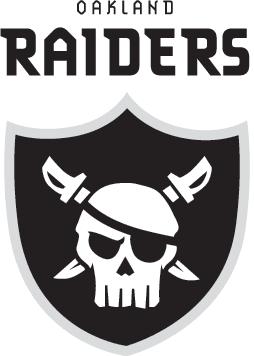 Raiders Logo, Version 1