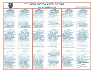 Crafty image regarding printable one page nfl schedule