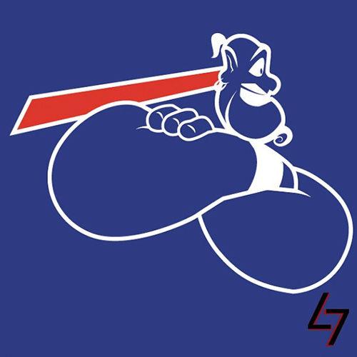 ak47_studios Disney x NFL series - Buffalo Genies