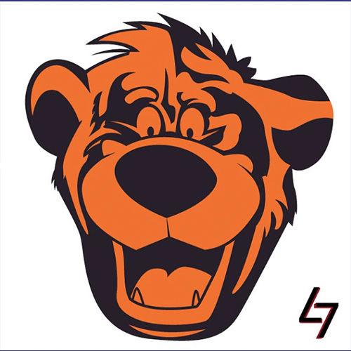 ak47_studios Disney x NFL series - Baloo the Chicago Bear