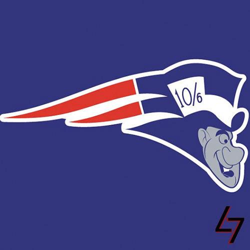 ak47_studios Disney x NFL series - New England Mad Hatters