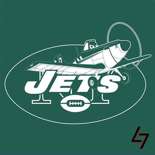 ak47_studios Disney x NFL series - Dusty the New York Jet