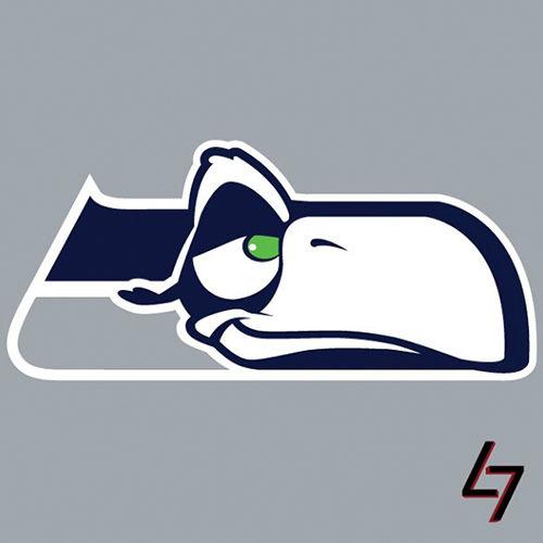ak47_studios Disney x NFL series – Seattle Zazu Seahawks