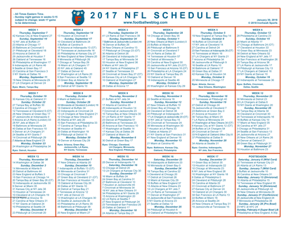 graphic about Printable Nfl Schedules titled Myth Soccer Strategies - Element 3