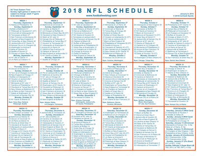 Christmas Day Nfl Schedule 2019 Fantasy Football Ideas